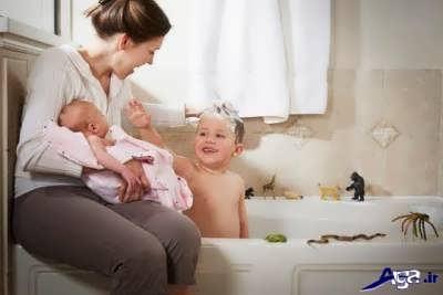 فاصله و زمان بین دو بارداری