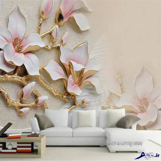 کاغذ دیواری های زیبا و شیک