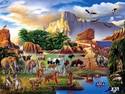 داستان دلنشین و زیبای حضرت نوح