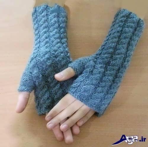 مدل دستکش بدون انگشت