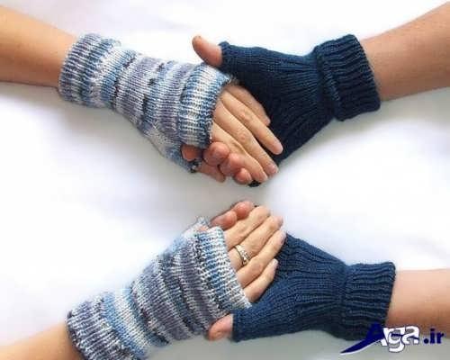 مدل های دستکش بدون انگشت