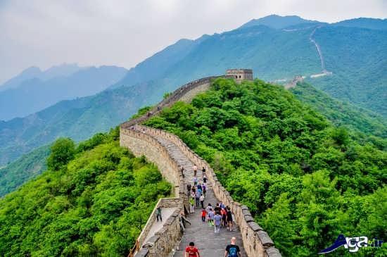 مجموعه تصاویر دیوار بزرگ چین