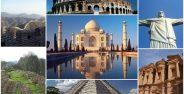 گالری تصاویر عجایب هفتگانه جهان