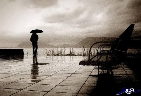 تصاویر غمگین جدایی