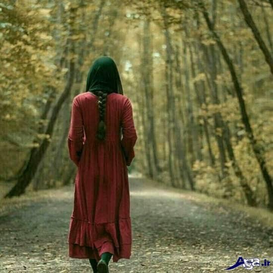 عکس تنهایی و غم انگیز