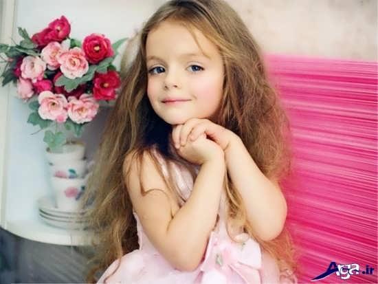 عکس لبخند دخترانه زیبا
