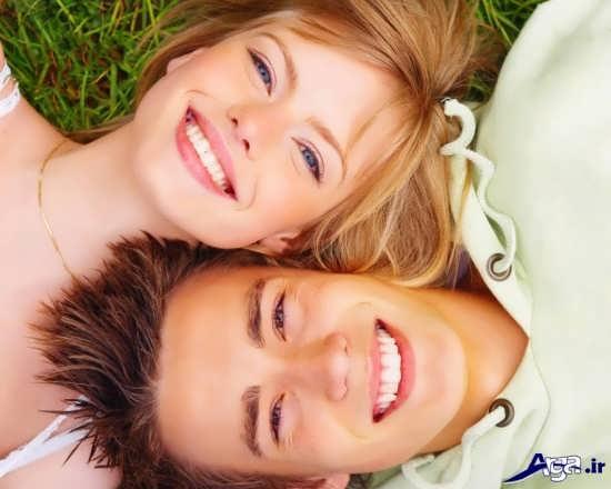 عکس لبخند زیباترین اتفاق زندگی