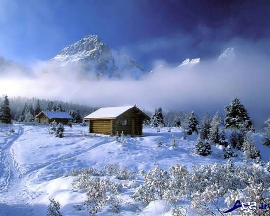 عکس مناظر زیبا در تمام فصل ها