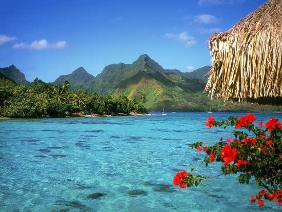 عکس زیبا از دریاچه