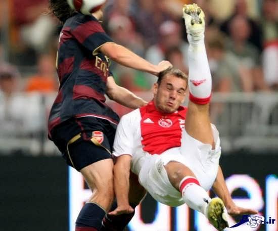 عکس های خنده دار فوتبالی بسیار جالب