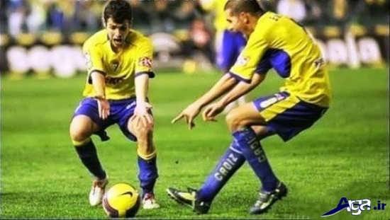 تصاویر جالب و خنده دار فوتبالی