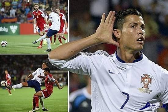 تصاویر جالب و خنده دار از فوتبالیست ها