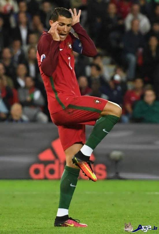 تصاویر خنده دار فوتبالی جدید