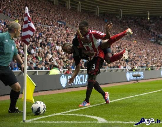 صحنه های خنده دار فوتبالیست ها
