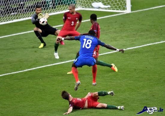 تصاویر جالب و جدید از سوژه های فوتبال