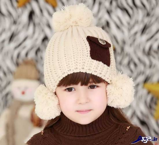 شیک ترین مدل کلاه پسرانه بافتنی