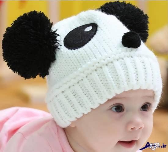 انواع کلاه بافتنی فانتزی