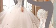 مدل لباس عروس کره ای بسیار زیبا
