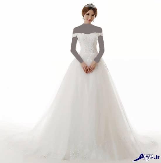 جدیدترین و جذاب ترین مدل لباس عروس