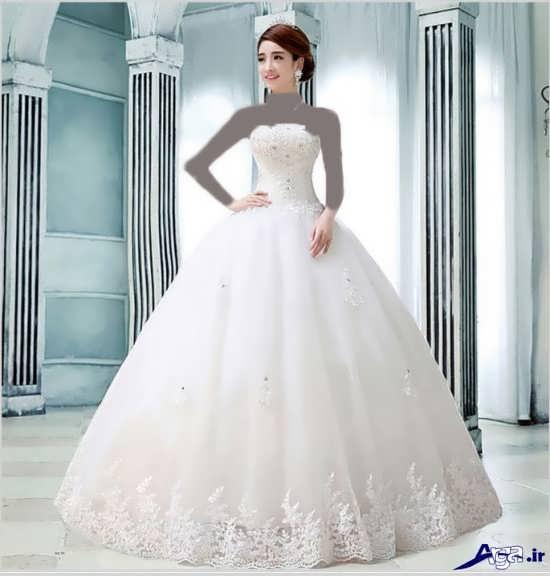 شیک ترین مدل لباس عروس