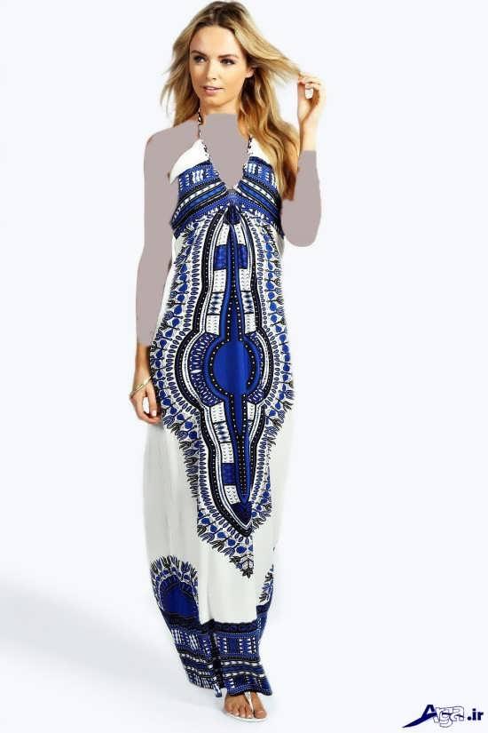 لباس بلند مجلسی زنانه