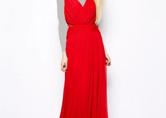 مدل لباس ماکسی زیبای زنانه