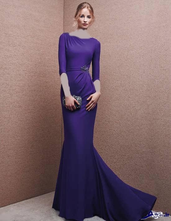 لباس بلند دخترانه زیبا و جدید
