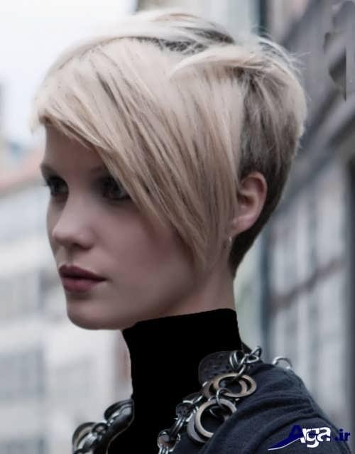 مدل موی برای جلوی موها