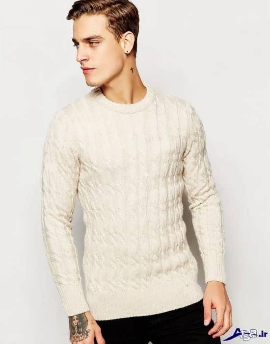 لباس بافتنی مردانه جدید