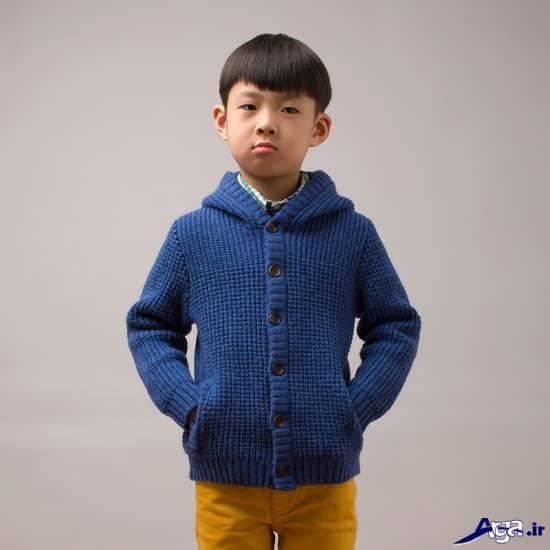 انواع مدل لباس بافتنی بچگانه پسرانه