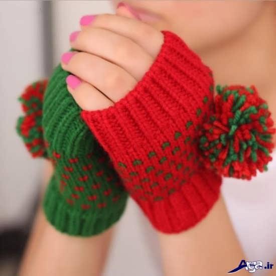 دستکش بامزه وفانتزی دخترانه