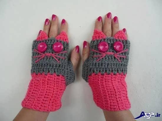 دستکش فانتزی دخترانه زیبا