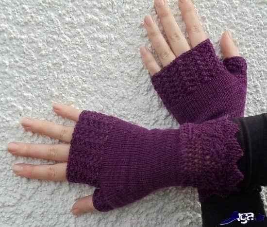 دستکش های زیبای دخترانه