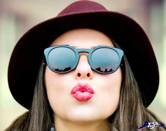 مدل عینک آفتابی زیبا و جذاب دخترانه