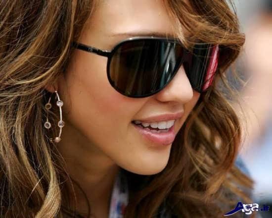 انواع عینک آفتابی دخترانه