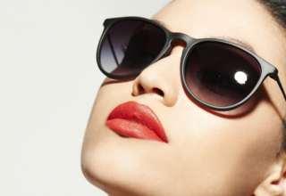 مدل عینک آفتابی دخترانه بسیار زیبا