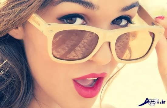 عینک آفتابی فانتزی دخترانه