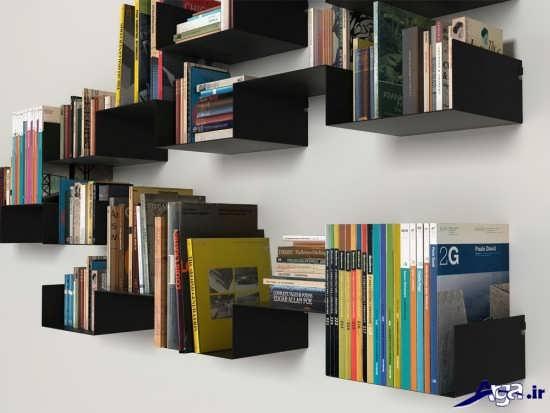 گالری انواع مدل قفسه کتاب