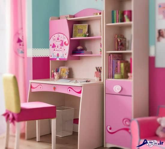 انواع قفسه کتاب کودک