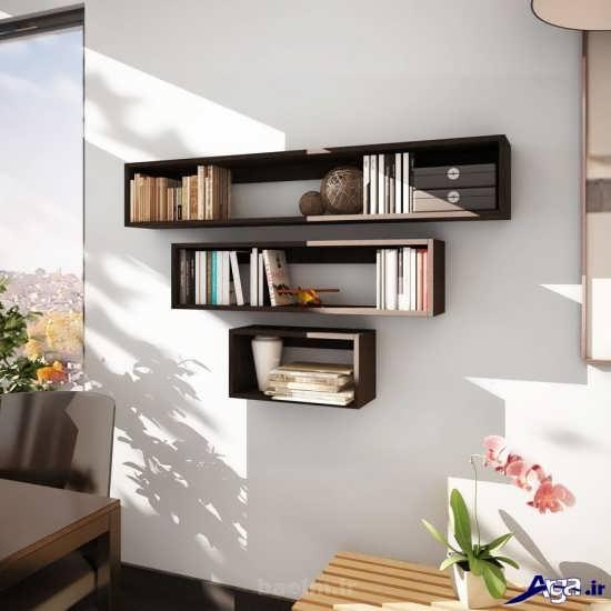 انواع مدل قفسه کتاب زیبا و جذاب