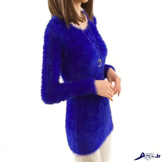 مدل ژاکت بافتنی زنانه بسیار شیک و جذاب