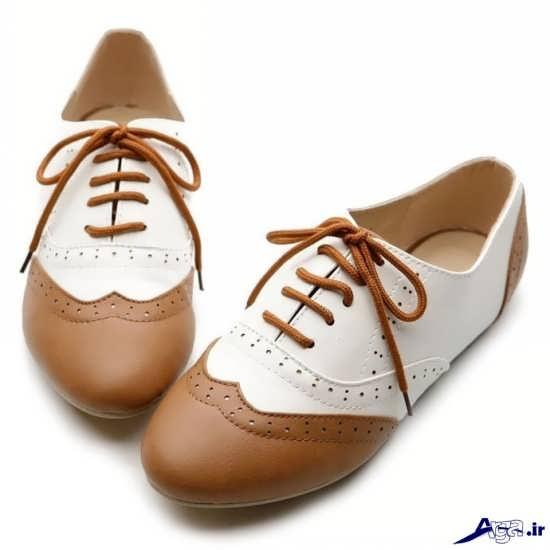 مدل کفش اسپرت شیک زنانه