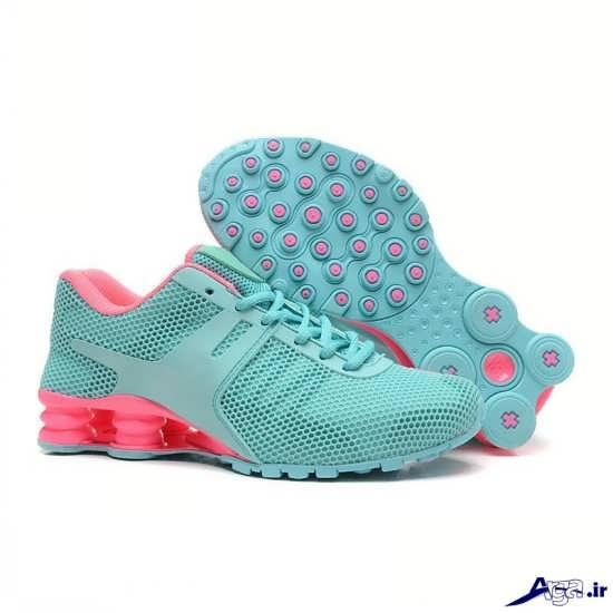 انواع کفش های اسپرت زنانه