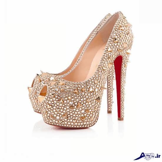 مدل کفش زنانه مجلسی بسیار شیک