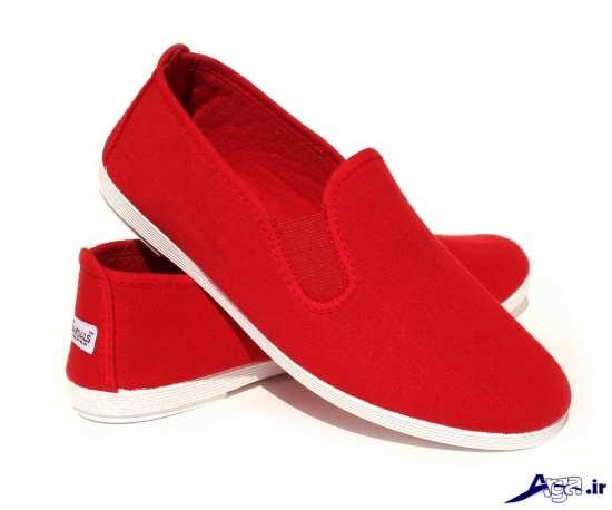 شیک ترین مدل کفش های زنانه اسپرت