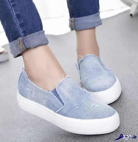 انواع کفش های راحتی زنانه