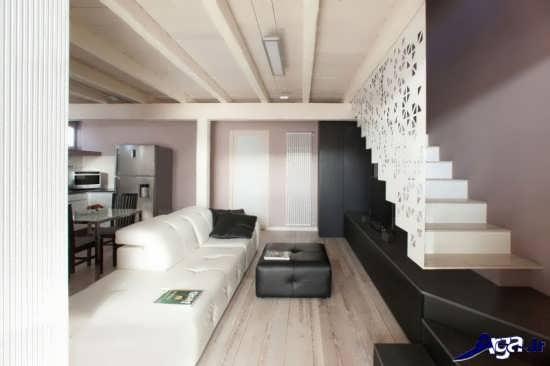 مدل خانه های دوبلکس زیبا