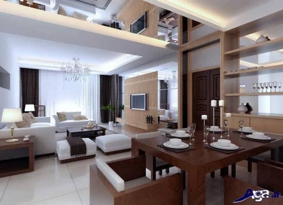 جدیدترین مدل خانه های دوبلکس