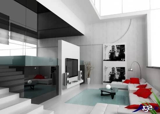 زیباترین تصاویر خانه های مدرن