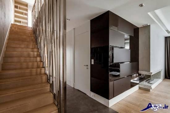 مدل خانه دوبلکس زیبا